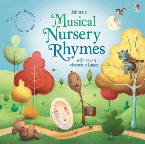 Musical Nursery Rhymes - Musical Books (Board book)