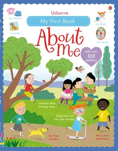 My First Book About Me - All About (Paperback)