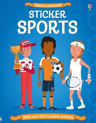 Sticker Sports - Sticker Dressing (Paperback)