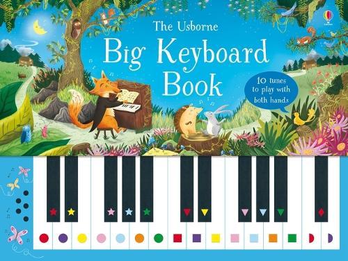 Big Keyboard Book (Spiral bound)