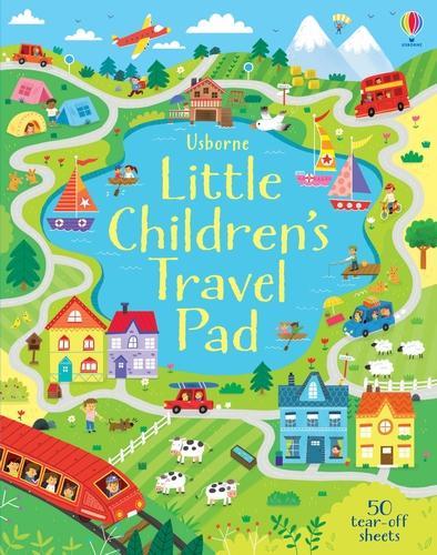 Little Children's Travel Pad (Paperback)