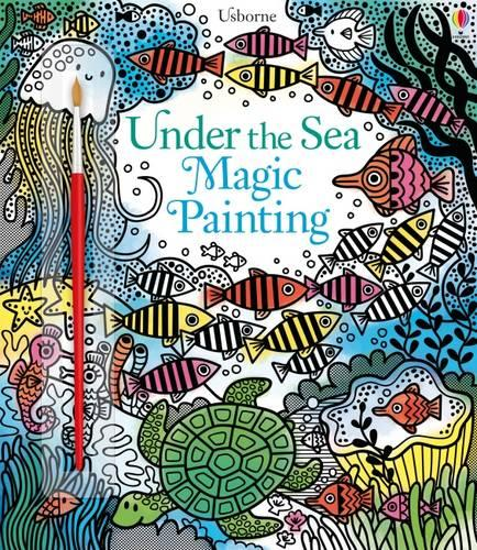 Under the Sea Magic Painting - Magic Painting (Paperback)