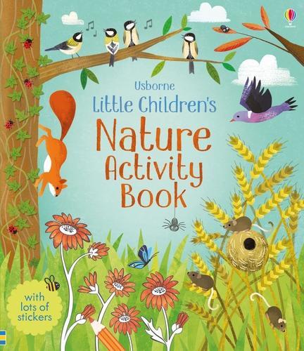 Little Children's Nature Activity Book - Little Children's Activity Books (Paperback)