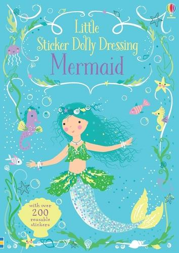 Little Sticker Dolly Dressing Mermaid - Little Sticker Dolly Dressing (Paperback)