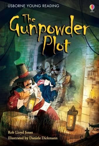 The Gunpowder Plot - 3.2 Young Reading Series Two (Blue) (Hardback)