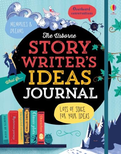 Story Writer's Ideas Journal (Hardback)