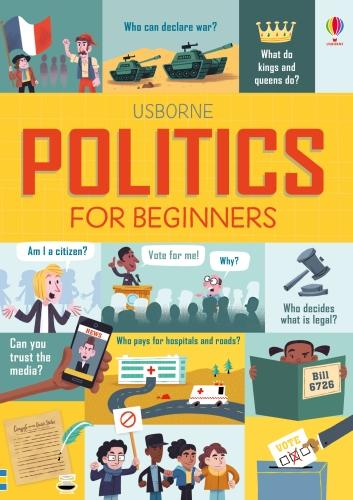 Politics for Beginners (Hardback)
