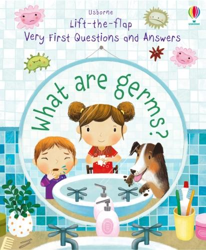 Very First Questions and Answers What are Germs? - Very First Questions and Answers (Board book)