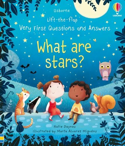 Very First Questions and Answers What are stars? - Very First Questions and Answers (Board book)
