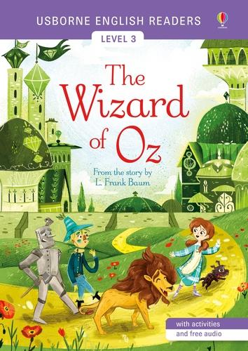 The Wizard of Oz - English Readers Level 3 (Paperback)