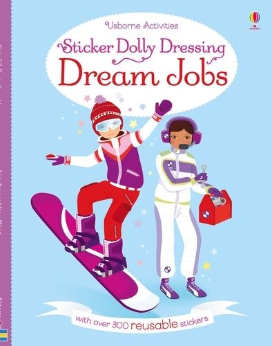 Sticker Dolly Dressing Dream Jobs - Sticker Dolly Dressing (Paperback)