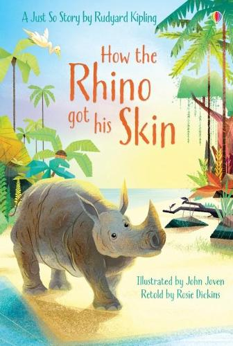 How the Rhino Got His Skin - 2.1 First Reading Level One (Yellow) (Paperback)