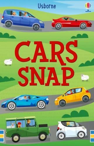 Cars Snap - Snap Cards