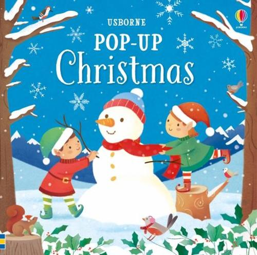 Pop-Up Christmas - Pop Ups (Board book)
