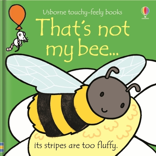 That's not my bee... - THAT'S NOT MY (R) (Board book)