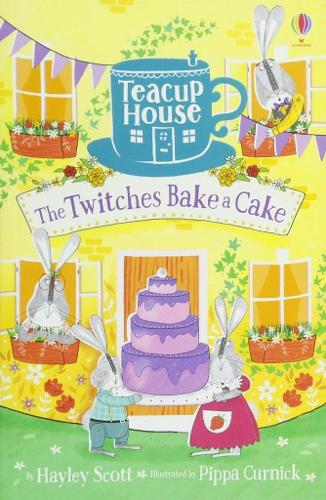 The Twitches Bake a Cake - Teacup House (Paperback)