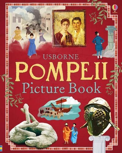 Pompeii Picture Book (Hardback)