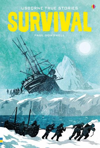 True Stories of Survival - Young Reading 4 (Hardback)