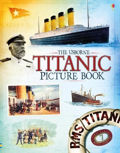 Titanic Picture Book (Hardback)