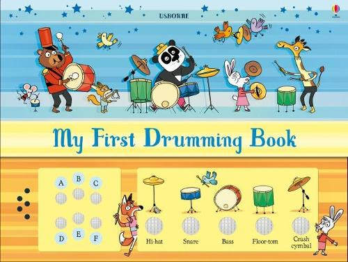 My First Drumming Book (Hardback)