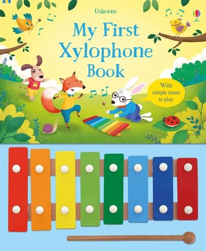 My First Xylophone Book (Spiral bound)