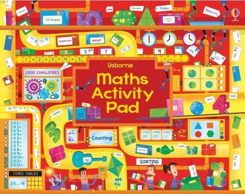 Maths Activity Pad (Paperback)