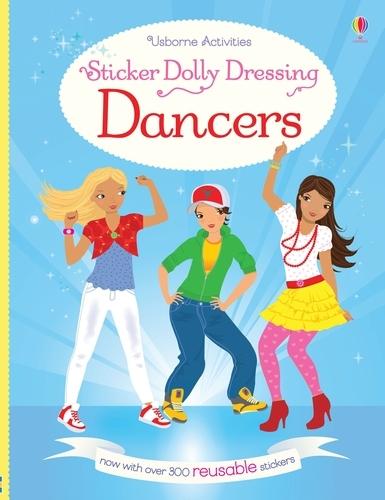 Sticker Dolly Dressing Dancers - Sticker Dolly Dressing (Paperback)