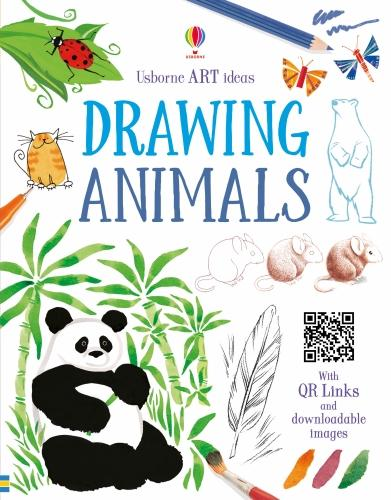 Art Ideas Drawing Animals - Art Ideas (Paperback)