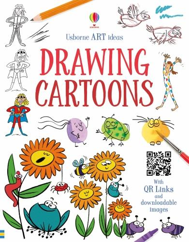 Drawing Cartoons (Paperback)