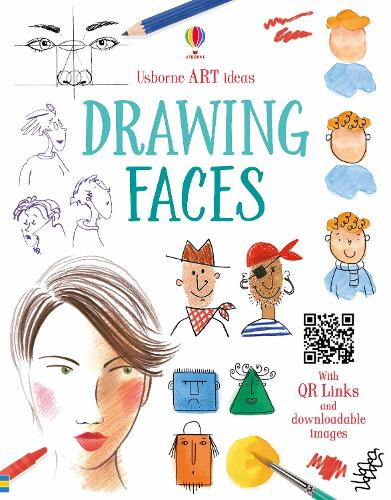 Drawing Faces (Paperback)