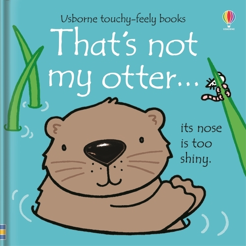 That's Not My Otter - That's Not My... (Board book)