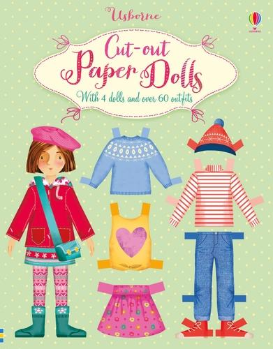 Cut-Out Paper Dolls (Paperback)