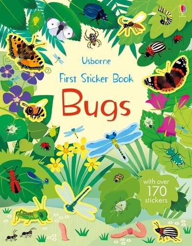 First Sticker Book Bugs - First Sticker Books (Paperback)