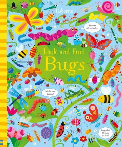 Look and Find Bugs - Look and Find (Hardback)