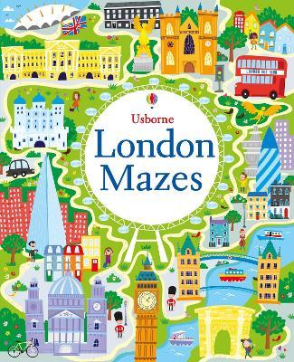 London Mazes (Paperback)