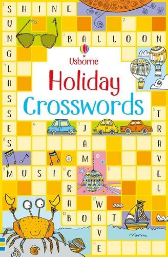 Holiday Crosswords (Paperback)