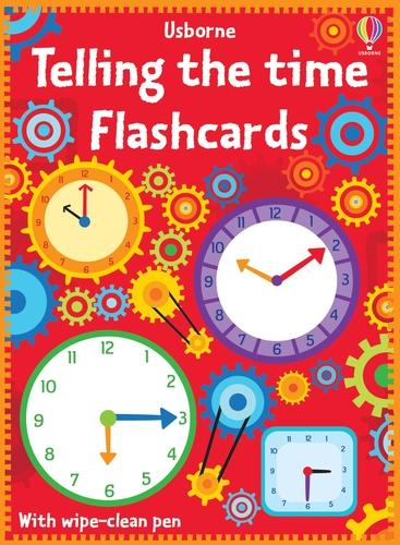 Telling the Time Flash Cards (Paperback)