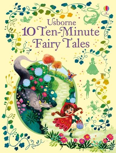 10 Ten-Minute Fairy Tales - Illustrated Story Collections (Hardback)