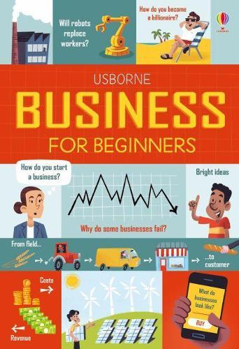 Business for Beginners (Hardback)
