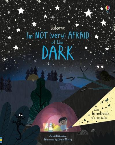 I'm Not (Very) Afraid of the Dark (Hardback)