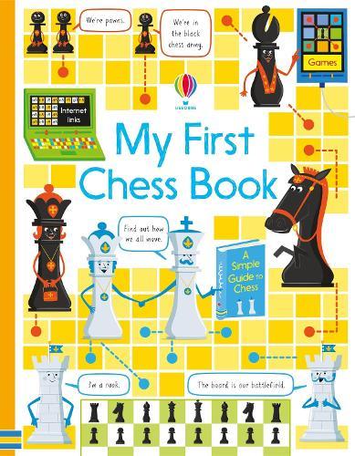 My First Chess book (Spiral bound)