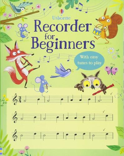 Recorder for Beginners (Paperback)