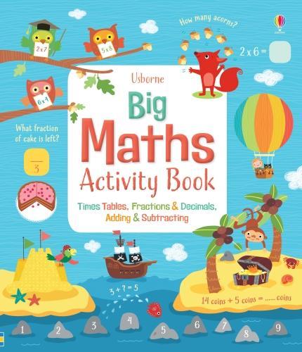 Big Maths Activity Book (Paperback)