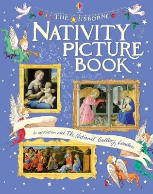 Nativity Picture Book (Hardback)
