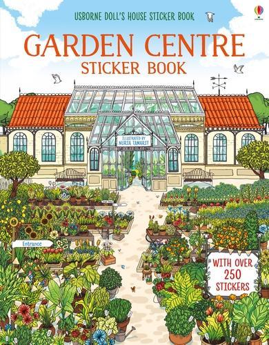 Garden Centre Sticker Book - Doll's House Sticker Book (Paperback)