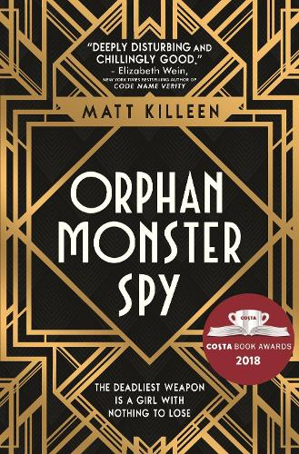Orphan Monster Spy (Paperback)