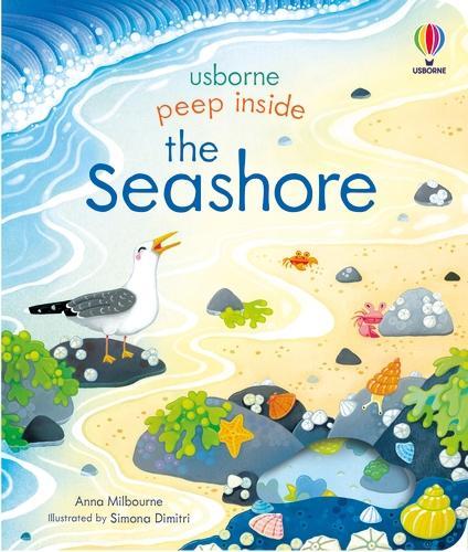 Peep Inside the Seashore - Peep Inside (Board book)