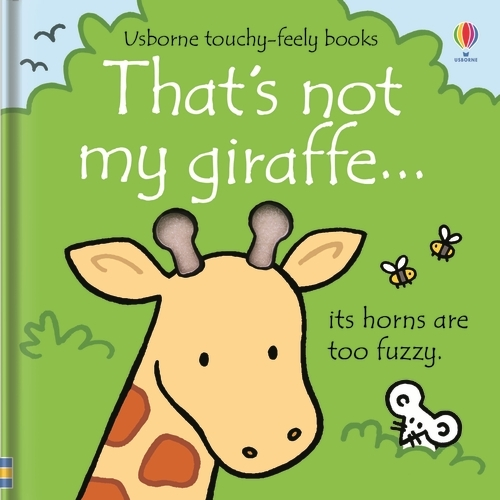 That's not my giraffe... - That's not my... (Board book)