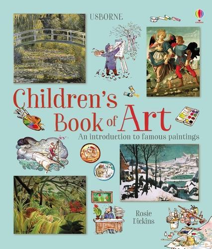 Children's Book of Art (Paperback)
