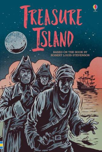 Treasure Island - Young Reading Series 4 (Hardback)